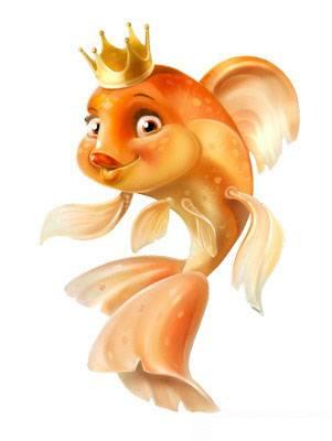 рисунок рыба.