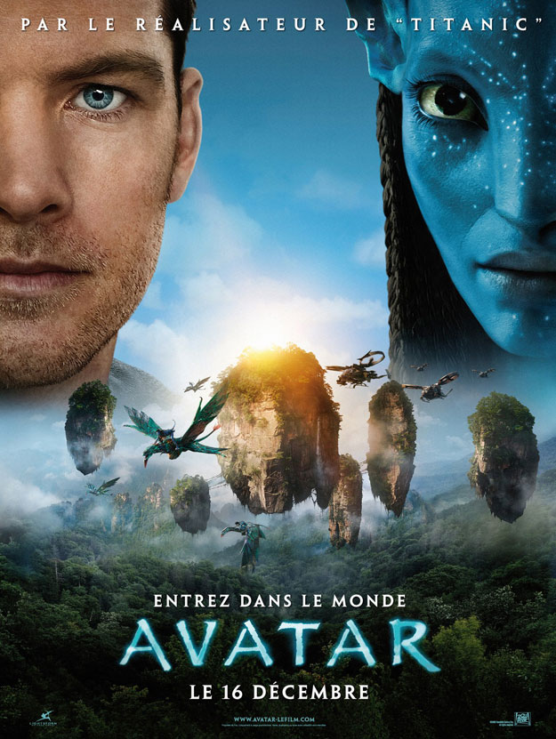 Avatar 2 movie poster
